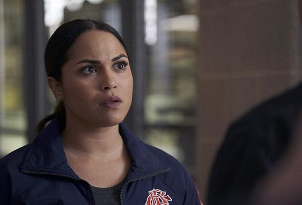 UFFICIALE: Monica Raymund abbandona Chicago Fire