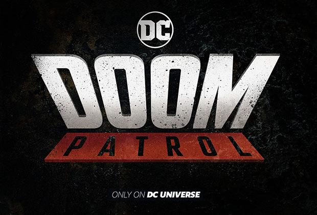 DC Universe ordina la serie TV di Doom Patrol!
