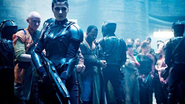 Ascolti USA via cavo del 9 Maggio: Krypton sempre deludente