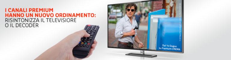 Mediaset Premium chiude i canali HD e +24