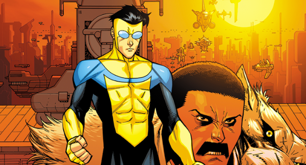 Invincible: un cast stellare per l'adattamento animato del fumetto di Robert Kirkman