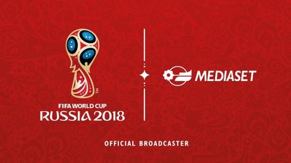 Mondiali Russia 2018: tutta la copertura di Mediaset