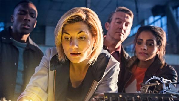Doctor Who 11: nuovi companion, e nuove avventure nel primo trailer ufficiale
