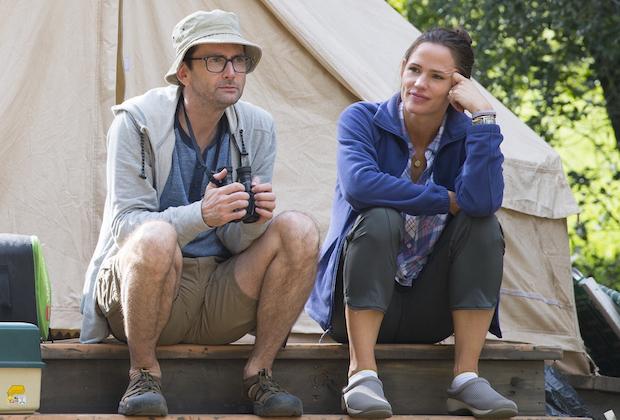 Camping: a Ottobre la nuova serie di HBO con David Tennant e Jennifer Garner