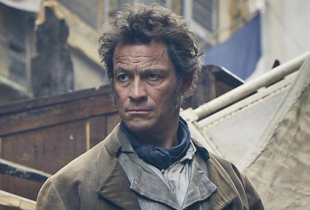 Les Misérables: le prime foto ufficiali del nuovo adattamento televisivo