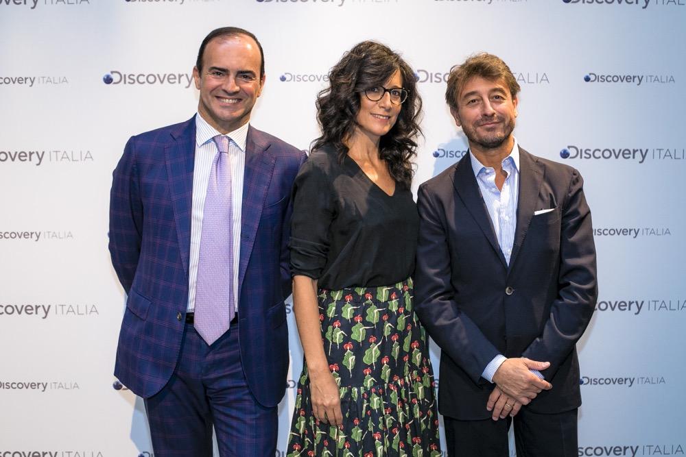 Alessandro-Araimo-Laura-Carafoli-Giuliano-Cipriani-Discovery-Italia