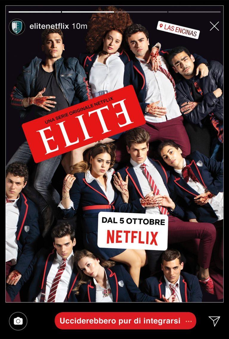Elite, primo trailer e locandina per la nuova serie spagnola di Netflix