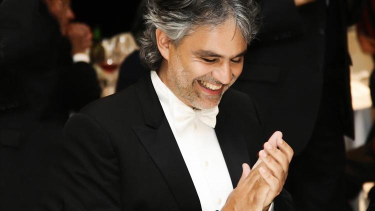 Ascolti tv 9 settembre: La notte di Andrea Bocelli supera tutti
