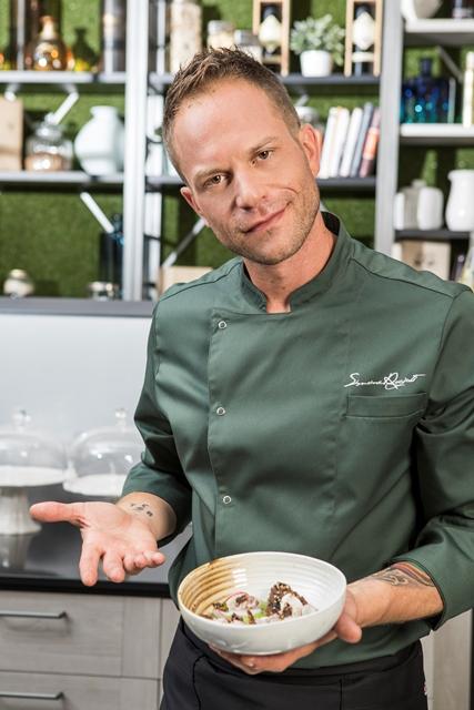 """""""Codice Rugiati"""", la cucina fatta in casa secondo Simone Rugiati su Alice tv"""