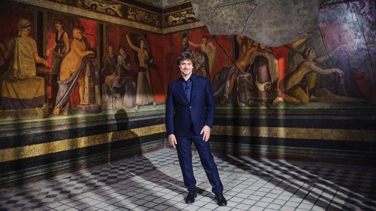 Ascolti tv 22 settembre: Stanotte a Pompei conquista la serata