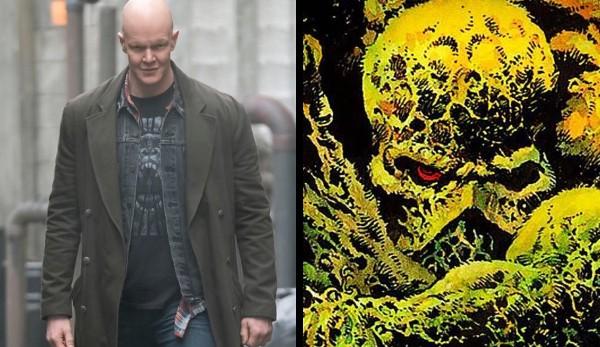 Swamp Thing: Derek Mears si unisce al cast, sarà il mostro