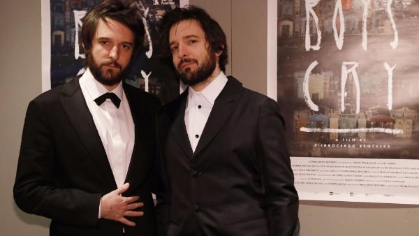 I fratelli D'Innocenzo al lavoro su una serie TV horror prodotta da Cattleya