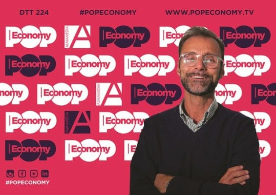 Pop Economy, il canale web e tv dedicato all'economia semplice e alla portata di tutti