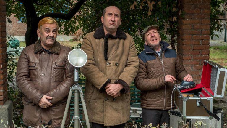 I Topi, in esclusiva su Rai tre e in anteprima su Rai Play la nuova comedy di Albanese