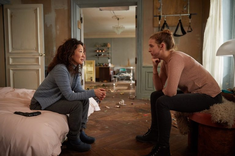 Killing Eve, l'attesissimo thriller con Sandra Oh arriva su Timvision