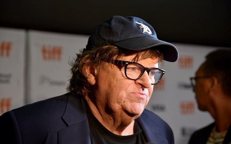 Michael Moore ospite a Propaganda Live su La7