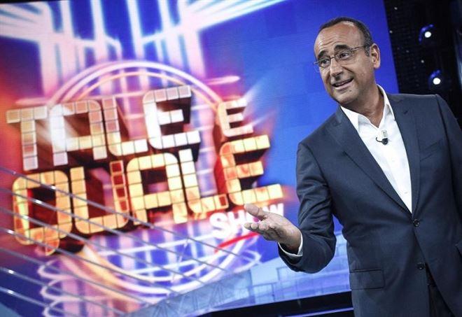 Ascolti tv 19 ottobre: ascolti ottimi per Tale e quale show, sempre male Solo 2