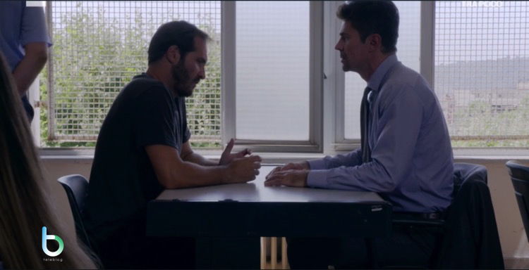 Un posto al sole, Valerio vuole incastrare Roberto (puntata 11 ottobre)