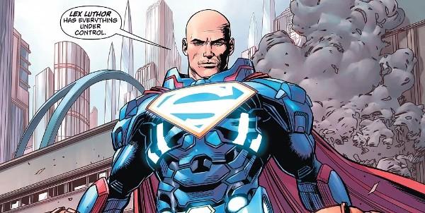 Supergirl: annunciato l'arrivo di Lex Luthor nella serie The CW!