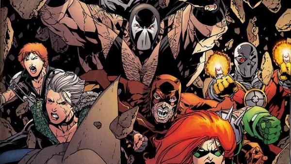The Secret Six: CBS ordina il pilot di una nuova serie DC