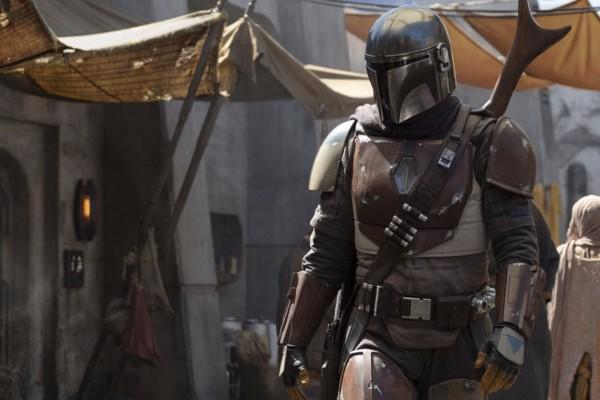 The Mandalorian: George Lucas visita il set della serie TV di Star Wars