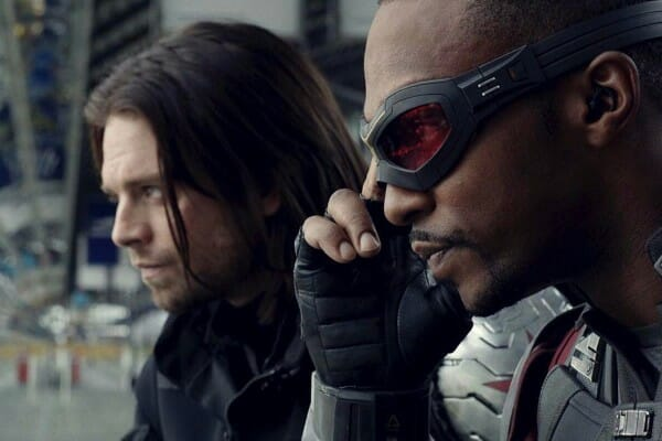 Winter Soldier & Falcon: in arrivo la serie TV con Sebastian Stan e Anthony Mackie!