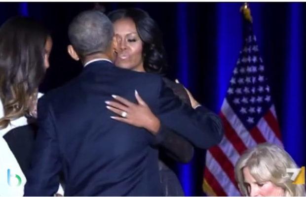 America Michelle First su La7 copy