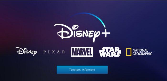 Disney+: annunciata la data di lancio italiana!