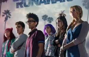 Marvel's Runaways timvision