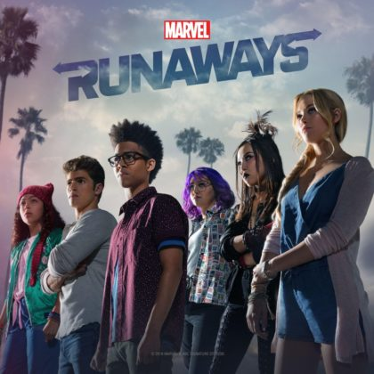 Marvel's Runaways timvision