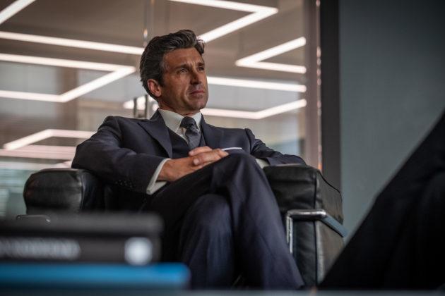 """""""Diavoli"""", Patrick Dempsey e Alessandro Borghi nella nuova co-produzione Sky [Le foto]"""