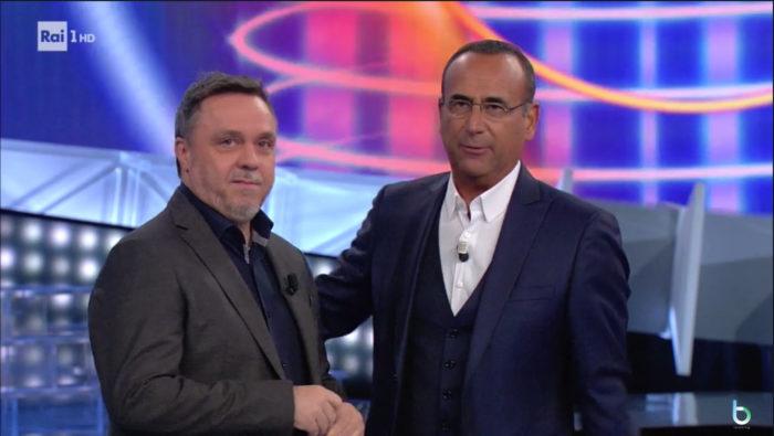 Ascolti tv 2 novembre: serata vinta dal campionato Tale e quale show