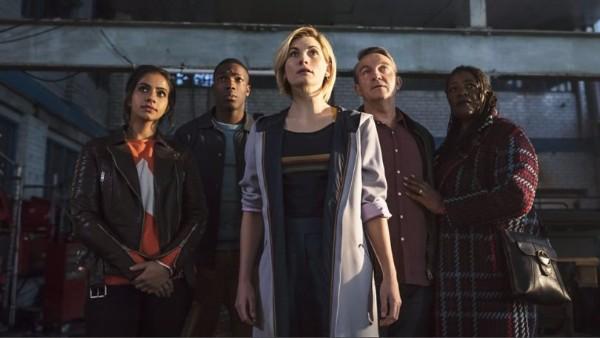Doctor Who non avrà il consueto special natalizio
