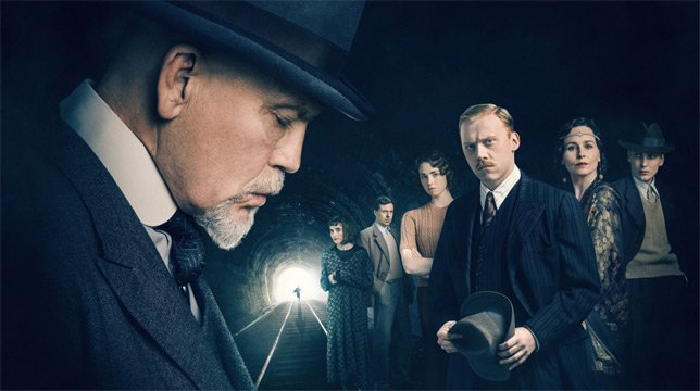 The ABC Murders: dal 1° Febbraio su Amazon Prime Video, primo trailer