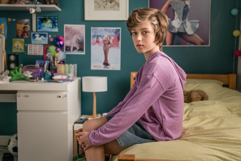 Butterfly, la delicata serie su un bambino transgender in esclusiva su Foxlife