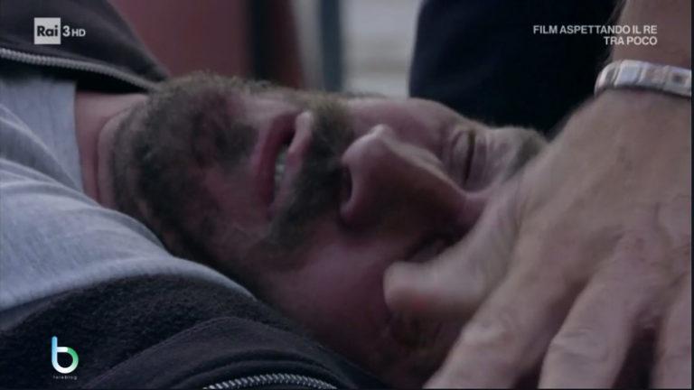 Un posto al sole, Alberto in fin di vita (puntata 13 dicembre)