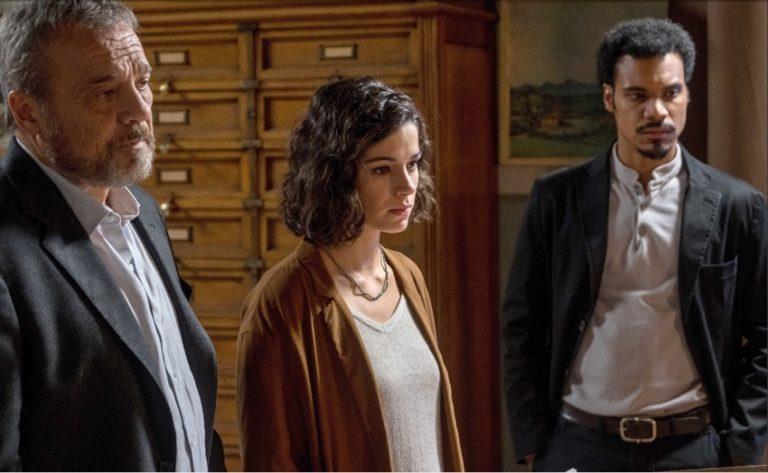 Guida Tv 17 dicembre: Nero a metà ultimi episodi, Report