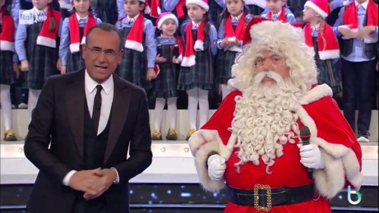 Ascolti tv 14 dicembre: prima serata per Un Natale d'oro Zecchino seguito dal Milionario