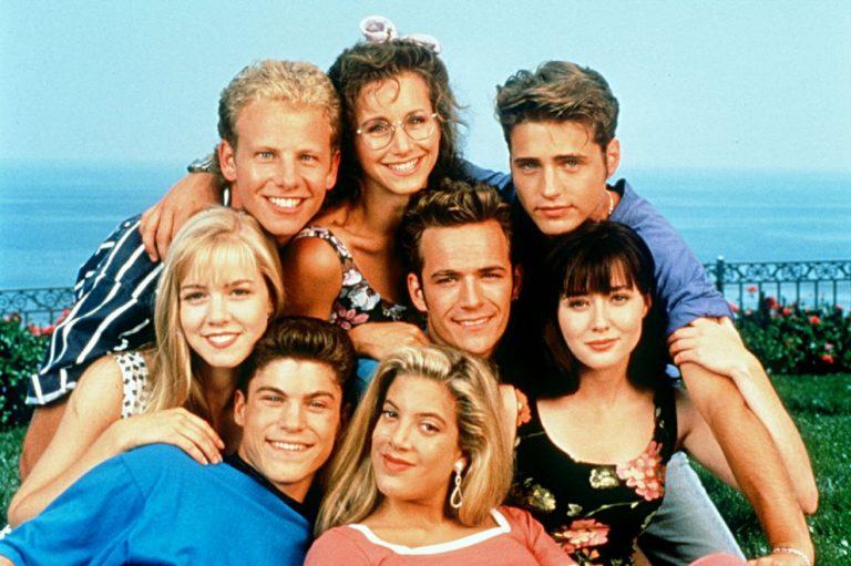 Beverly Hills 90210: annunciato il reboot con il cast originale!