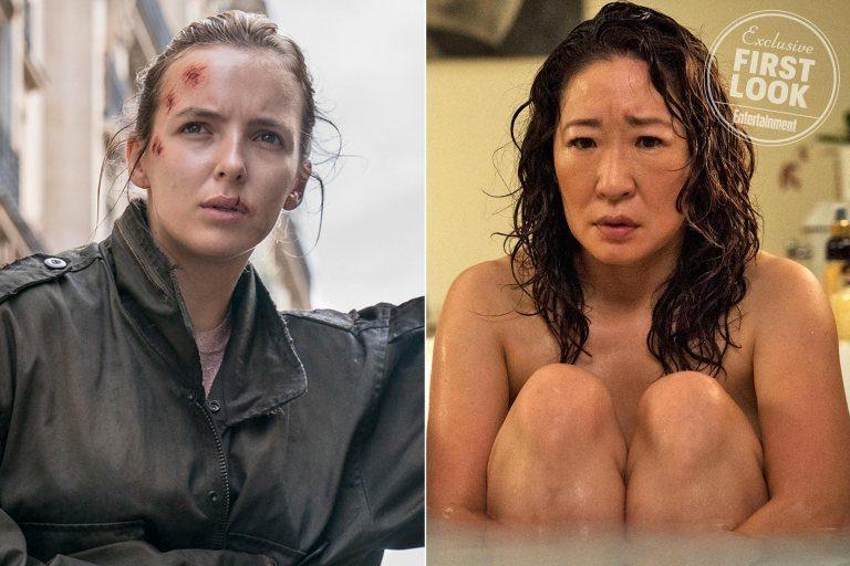 Killing Eve: le prime immagini della seconda stagione