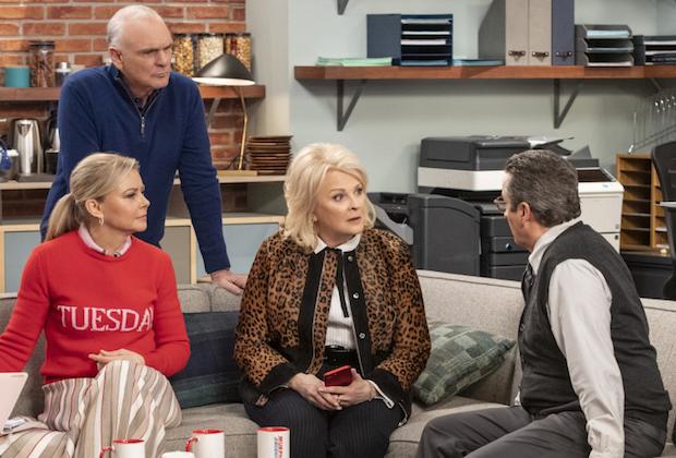 Ascolti USA del 14 Dicembre: Murphy Brown cala alla vigilia del season finale
