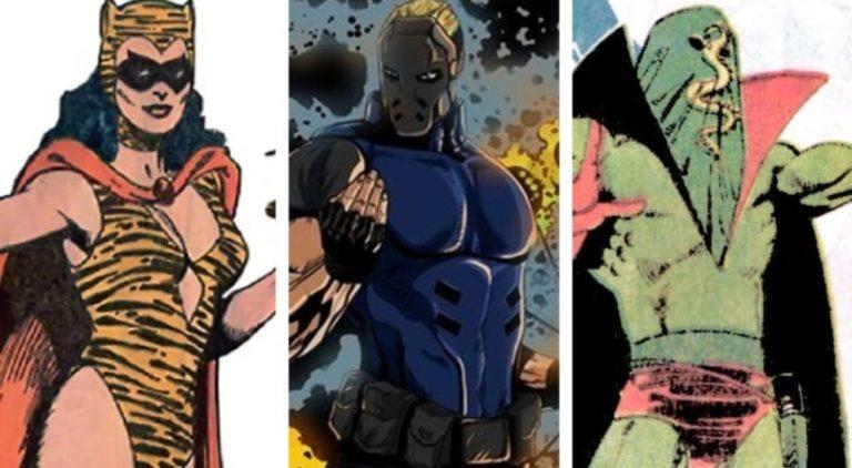 Stargirl: nuovi ingressi nel cast confermato la Injustice Society