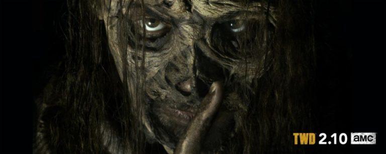 The Walking Dead 9: i Sussurratori nei nuovi banner promozionali