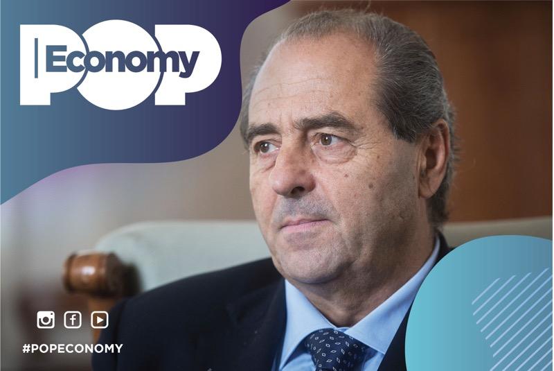 """""""La terra è uguale per tutti"""", Antonio Di Pietro sbarca su Pop Economy"""