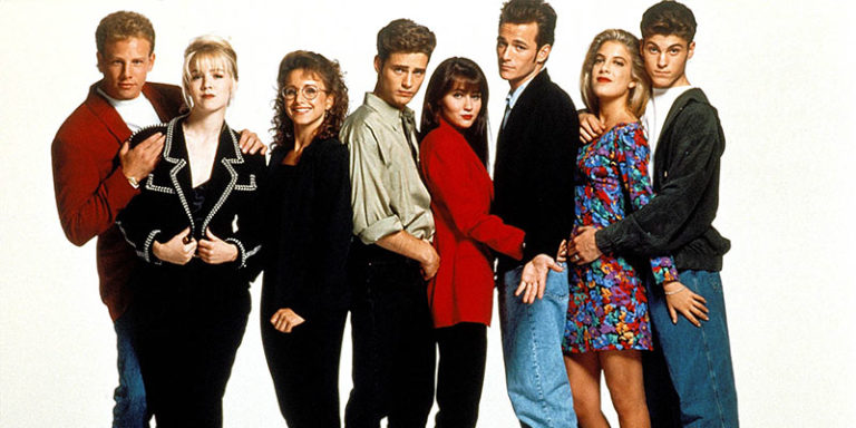 Beverly Hills 90210: nessun revival ma un progetto totalmente inedito