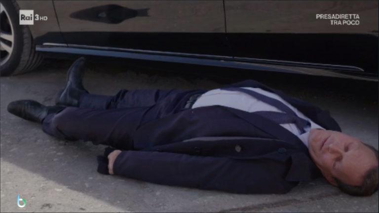 Un posto al sole, Roberto in gravi condizioni (puntata 21 gennaio)