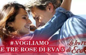 Le tre rose di Eva 5, ci sarà la nuova stagione? Per ora Mediaset tace