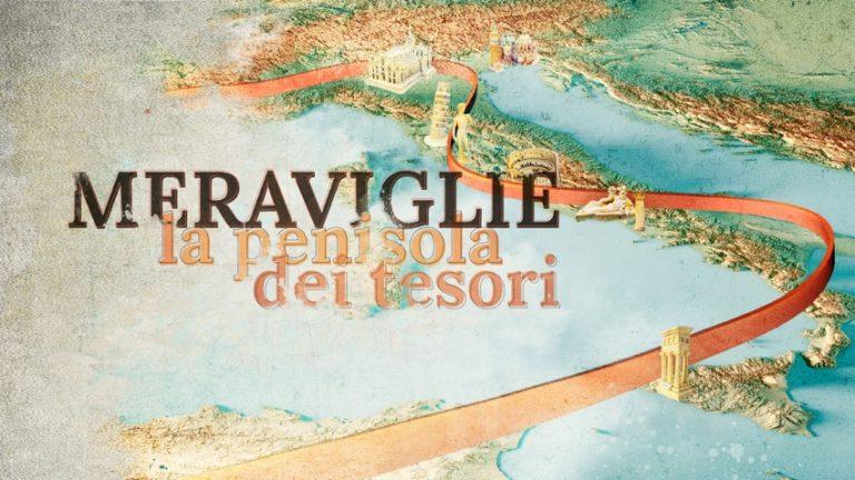 Meraviglie – La Penisola dei tesori: Alberto Angela torna in prima serata Rai Uno da marzo