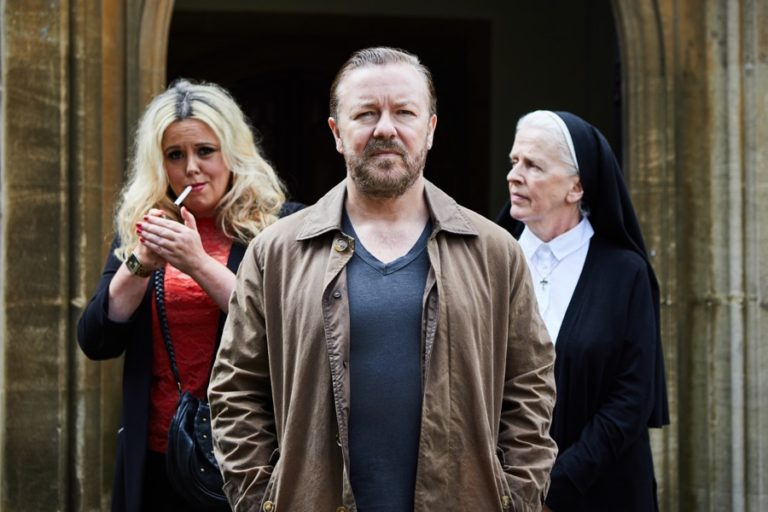 After Life: Netflix in trattative con Ricky Gervais per uno special natalzio