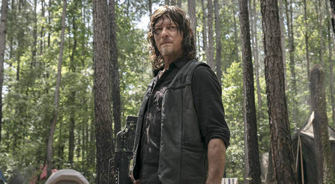 Coronavirus: anche per The Walking Dead arriva la pausa